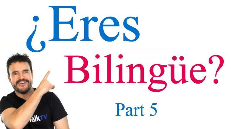 Eres bilingue? 3 expresiones en ingles para saber si eres bilingue