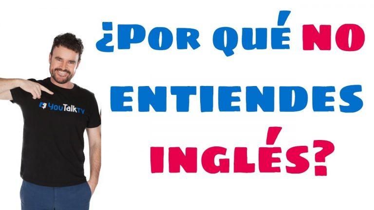 Aprende a entender inglés hablado