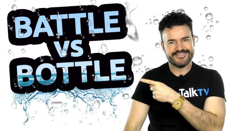 battle, bottle, beetle, ¿las sabes diferencias y pronunciar?