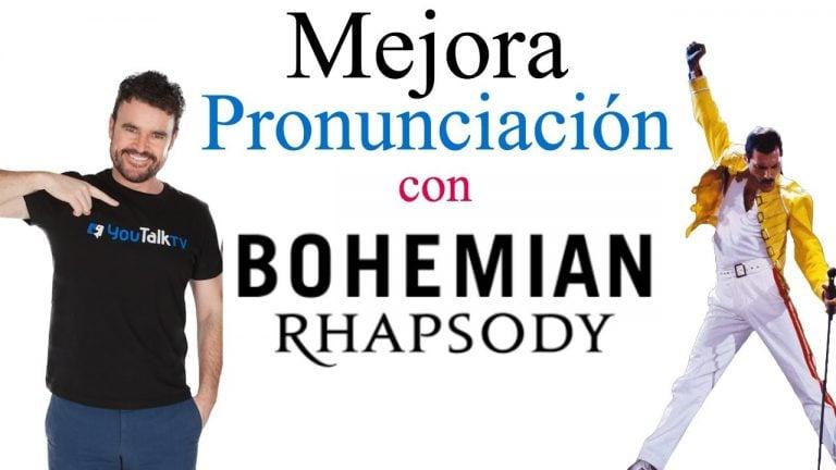 Trucos pronunciacion en ingles letra bohemian rhapsody by queen