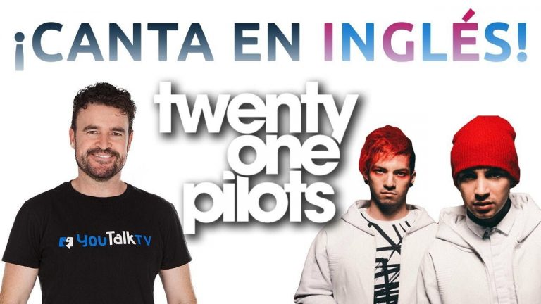 Canta en inglés con twenty one pilots