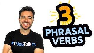 Foto de Carlos de portada de nuestro episodio de podcast sobre phrasal verbs útiles