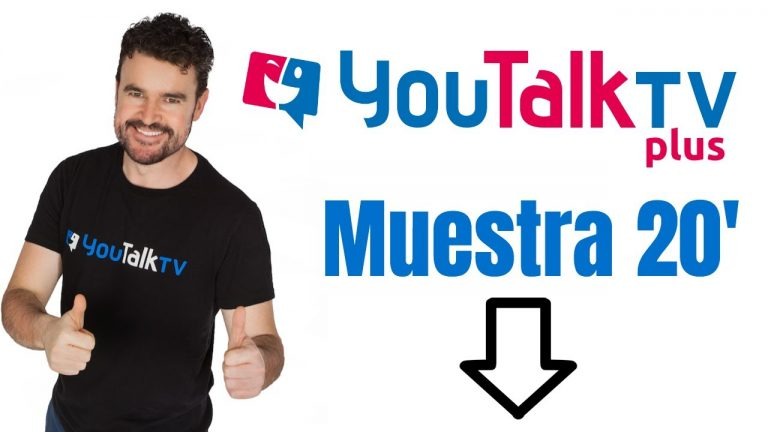 Muestra curso ingles youtalk tv plus gratis