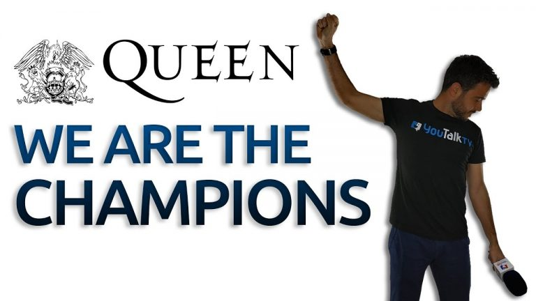 We are the champions by queen, aprender la letra