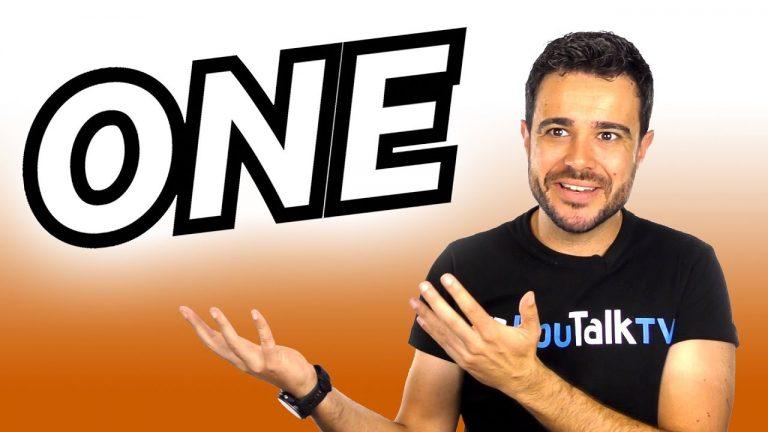 Nominalizar adjetivos: la palabra one