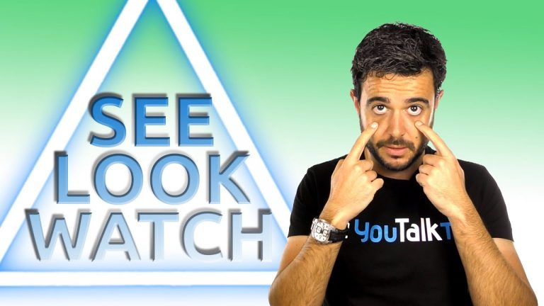 See look watch - diferencias