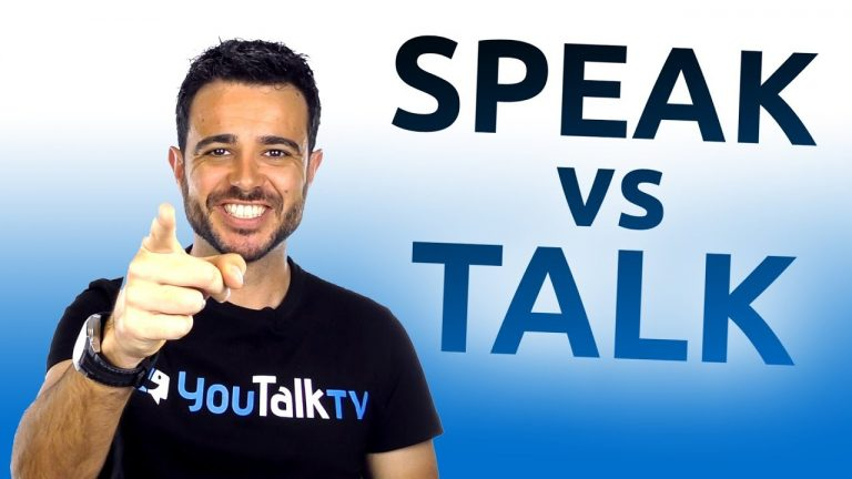 Speak & Talk